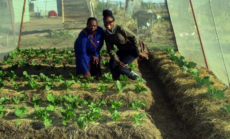 Leadership initiative in Mangaung Township leads to enthusiasm