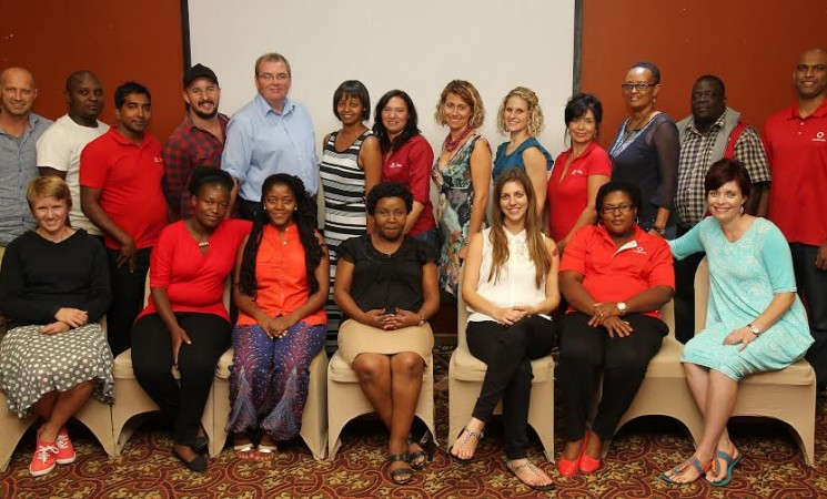 Vodacom Change The World Programme