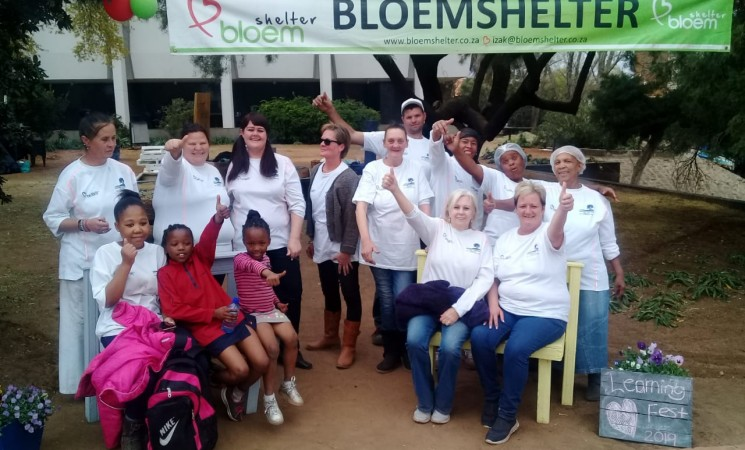 Bloemshelter is more than a home